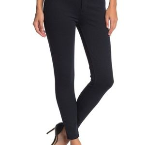 Liverpool Women's Pants Madonna Navy Blue Ponte